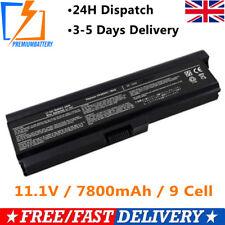 Laptop Battery for Toshiba PA3634U-1BAS PA3634U-1BRS PA3635U-1BRM PABAS228 UK