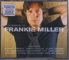 FRANKIE MILLER: A TRIBUTE TO FRANKIE MILLER 3 CD BOX NEW RARE