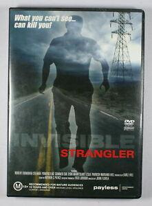 Invisible Strangler DVD FREE POST