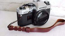 Echt Leder Kamera Tragegurt Handschlaufe Leather Camera Wrist Strap Canon #225