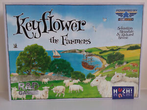 Keyflower the Farmers Expansion board game R&D Games