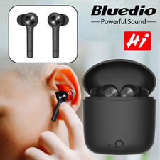 Bluedio Hi Bluetooth 5.0 Sports Wireless Earphones Stereo Earbuds w charging box