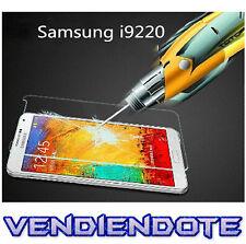 Protector De Pantalla Cristal Templado Para Samsung Galaxy Note 1 i9220 N7000