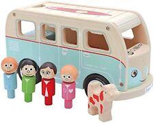 Indigo Jamm Iij8031 Colin's Camper Van Playset
