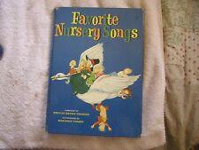Favorite Nursery Songs 1956 Ohanian