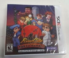 River City : Tokyo Rumble - Nintendo 3DS Standard Edition Brand New