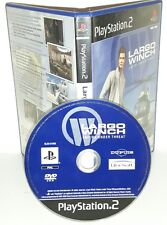 LARGO WINCH EMPIRE UNDER THREAT - Ps2 Playstation Play Station 2 Gioco Game