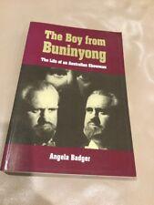 The Boy From  Buninyong ~ The life of an Australian Showman ~ Angela Badger