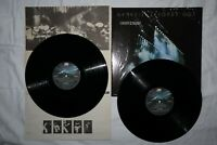 """Genesis """"Seconds Out"""" Atlantic 1977 1st Canadian pressing"""