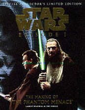 """""""Star Wars Episode One"""": The Making of the Phantom Menace, By Duncan, Jody, Bouz"""