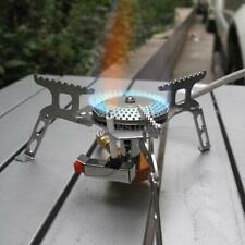 Portable Backpacking Gas Canister Camp Ultralight Cooking Stove Burner 3500W