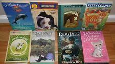 14 Chapter Books LOT ANIMALS Dolpin Diaries, Kitty Corner, and more  8-12  L241