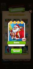 50x Santa Coin Master Cards (Fastest Delivery)