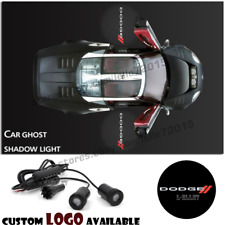 Car Door Projector Dodge Logo Courtesy Ghost Shadow Cree Light For Dodge Charger