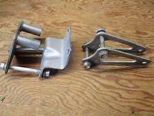 SUZUKI ENGINE MOUNTING PLATES RV125 RV 125 1973 1974 1975 1976 1977 OEM VINTAGE