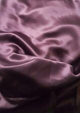 burgundy claret wine silk satin dressmaking fabric  bridesmaid wedding