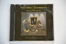 WILSON AUDIOPHILE WCD-9025 MOUSSORGSKY PICTURES AT AN EXHIBITION KNIGHT PIANO CD