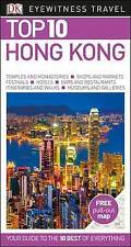 HONG KONG 2016 EYEWITNESS TOP 10 TRAVEL GUIDE 9780241203453