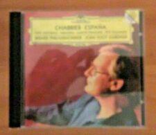 Chabrier: Espana; Pastorale; Habanera; Fran‡aise; Polonaise.CD 1996