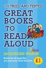 (Very Good)0552554987 Great Books to Read Aloud,Jacqueline Wilson,Paperback