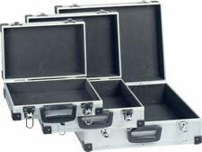 TrendLine Werkzeugkoffer 3er Set Alu Werkzeugkasten Alukoffer Universalkoffer