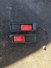 Suzuki Vitara JX JLX Rear Fog Light Pair 1988-1998 First Generation