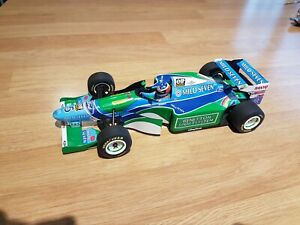 1/18 F1 Benetton B194 Michael Schumacher Monaco Gp Conversion .minichamps