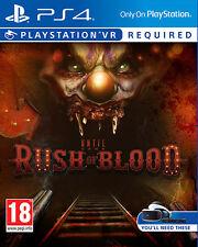 Jeux pour Console Sony Entertainment Until Dawn Rush of Blood V