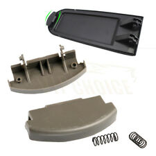 Qty1 Grey Center Console Armrest Lid Clip For 99-05 VW Passat B5 Bora MK4 Repair