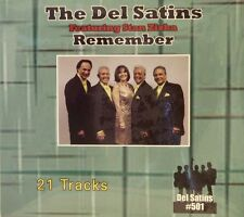 The DEL SATINS featuring Stan Zika 'Remember' - 21 Tracks