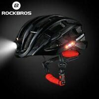ROCKBROS Ultralight Bicicleta Ciclismo Correr Casco de Carretera MTB Ligero