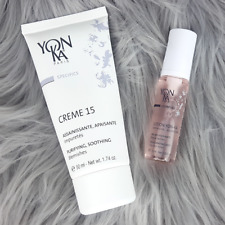 Yonka Creme 15 (Acne) + Free Lotion Yon-Ka Travel Size Mist - EXP 2/19 - Sealed