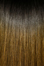 """18"""" SuperRemi Tape In Ombre & Sombre Wavy Remi Hair Extensions: 20 Tabs"""