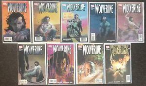 Wolverine #1,2,3,4,5,6,7,9,10 2003 Marvel Series 2 X-Men NM
