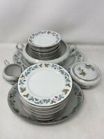 Large Set Of Vintage Fine China Japan - 6701