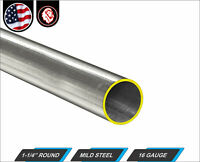 "6061 Charge Pipe .083 BY THE FOOT 2/"" 14 Gauge Aluminum Tube Tubing Pipe"