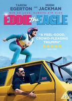 Eddie the Eagle DVD (2016) Taron Egerton, Fletcher (DIR) cert PG ***NEW***