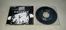 Single CD  Naughty By Nature - Craziest  4.Tracks  1995  109