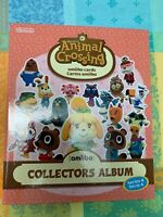 ANIMAL CROSSING SERIES 4 AMIIBO CARDS COLLECTORS ALBUM FOLDER FOR NEW HORIZONS