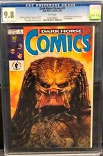 Dark Horse Comics #1 CGC 9.8 WP