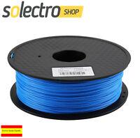 ABS Filamento 1.75mm 1kg azul fluorescente Impresora 3D Printer Fluo-Blue I0258