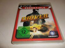 PlayStation 3 PS 3   Driver San Francisco Essentials