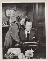 Bette Davis + Robert Montgomery Vintage 1948 8x10 STILL PHOTO June Bride 701-50