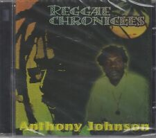 "Anthony Johnson ""Reggae Chronicles"" NEW & SEALED CD 1st Class Post From UK"