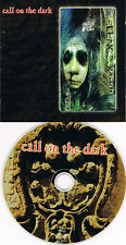 CD – surtout-call on the dark (gothique, Wave & Electronic Compilation; 15 Tracks;