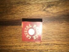 Crystal Palace Gambling Hall Casino Vintage Die/Dice Laughlin Nevada