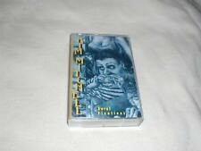 KIM MITCHELL Aural Fixations (1992) CASSETTE TAPE Blues Rock Alert Canada