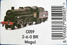 C059  DAPOL 2-6-0  BR MOGUL  KIT