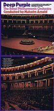 """Deep Purple """"Concerto for group and orchestra"""" Live-Werk! Von 1969! Neue CD!"""