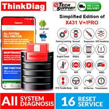 LAUNCH Thinkdiag Automotive Diagnostic Tool OBD Scanner Bidirectional ECU Coding